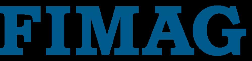 FIMAG Logo Texteinbindung
