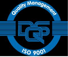 Zertifikatssymbol_ISO_9001_blau